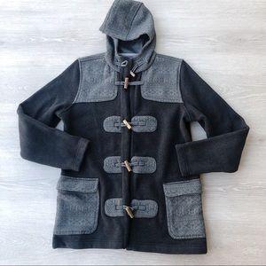 Patagonia Icelandic Fair Isle Toggle Jacket